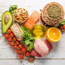 Manger équilibré et sainement