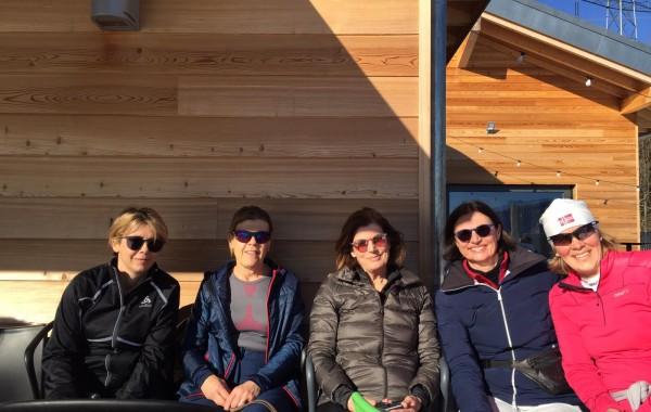 Rencontre ski de fond Pléiades