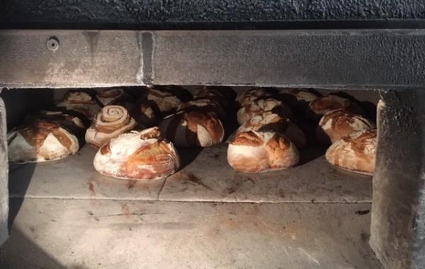 Les pains de mon chemin