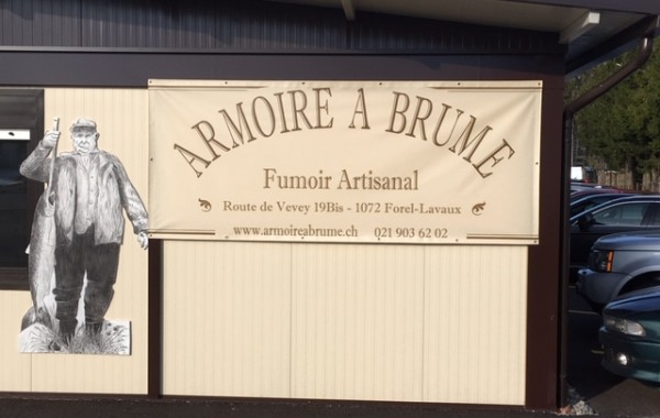 Visite de l'Armoire à Brume