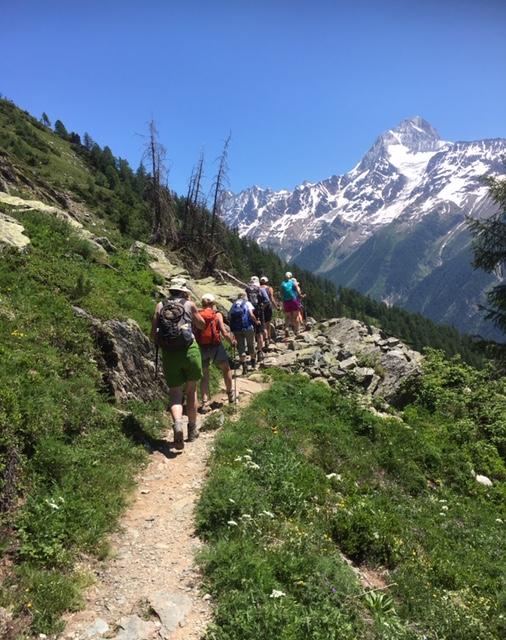 """Tour du Val Lötschental """"La vallée magique"""""""